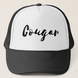 Cougar Trucker Hat