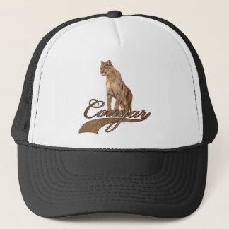 Cougar Trucker Hat