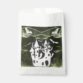 Could Be Haunted Halloween Favor Bags