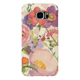 Couleur Printemps Samsung Galaxy S6 Cases