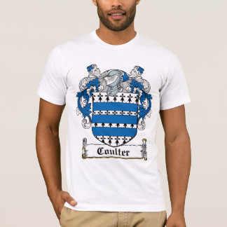 Coulter Family Crest T-Shirt