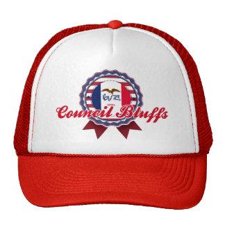 Council Bluffs, IA Trucker Hat