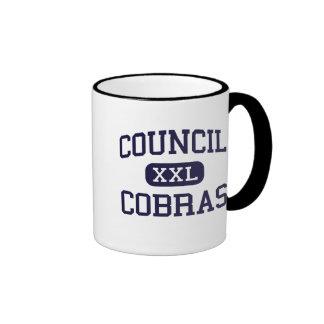 Council - Cobras - High School - Council Virginia Coffee Mug