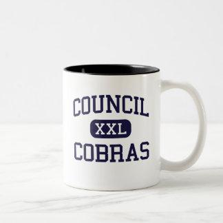Council - Cobras - High School - Council Virginia Coffee Mugs