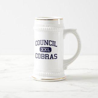 Council - Cobras - High School - Council Virginia Mug