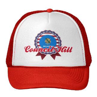 Council Hill, OK Hat