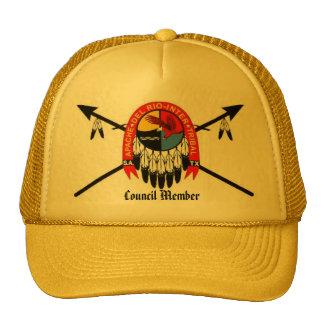 Council Member Cap Hat