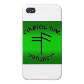 Council Oak Project iPhone 4/4S Cover