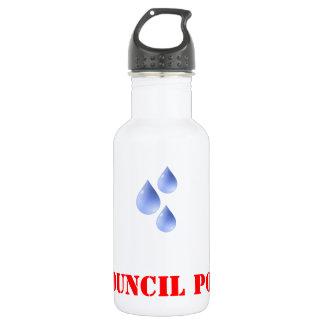 Council Pop ! 532 Ml Water Bottle