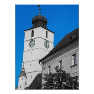Council tower, Sibiu Invitations
