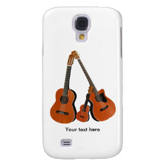 Counrty Folk Music Acoustic Instruments Galaxy S4 Cover