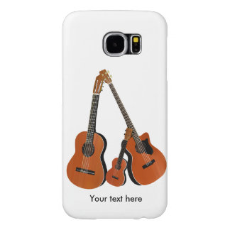 Counrty Folk Music Acoustic Instruments Samsung Galaxy S6 Cases