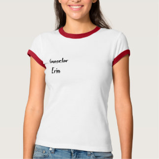 CounselorErin T-Shirt