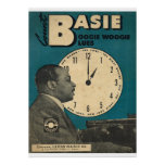 Count Basie Cover of sheet music Posters