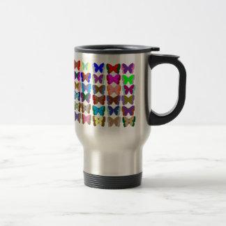 COUNT Butterflies n also LEARN Colors - Kid Stuff Coffee Mug