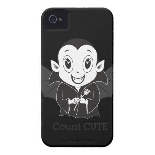 Count Cute® Blackberry case