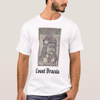 Count Dracula - Customized T-Shirt