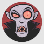Count Dracula Stickers