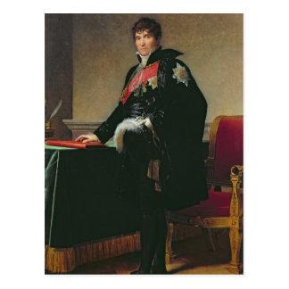 Count Michel Regnaud de Saint-Jean-d'Angely Postcard