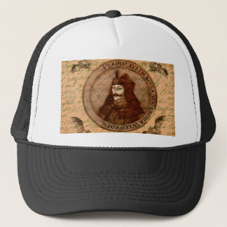 Count Vlad Dracula Trucker Hat