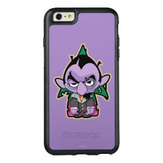 Count von Count Zombie OtterBox iPhone 6/6s Plus Case