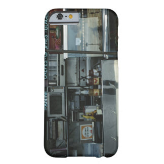 Counter at cafe barely there iPhone 6 case
