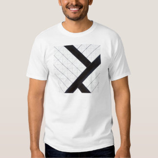 Counter composition VI by Theo van Doesburg Tshirts
