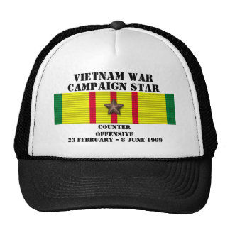 Counter - Offensive Tet 1969 Campaign Cap