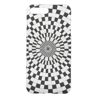 Counter Spirals by Kenneth Yoncich iPhone 7 Plus Case