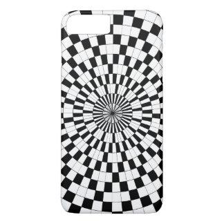 Counter Spirals iPhone 7 Plus Case