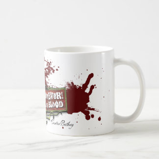 Countess Bathory Sock Puppet Coffee Mug
