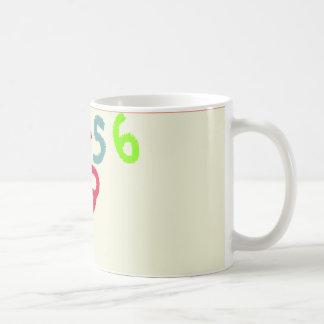 'Counting Numbers' Coffee Mug