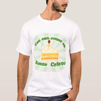 Counting On Monte Cristo T-Shirt
