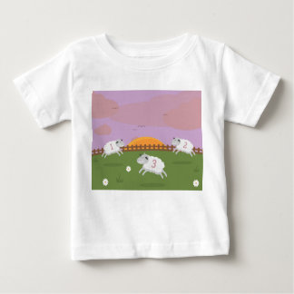 Counting Sheep Kids T-Shirt