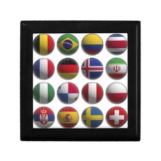countries gift box