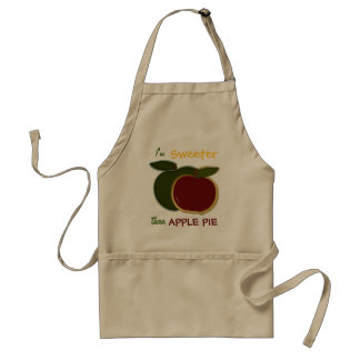 Country Apples Apron Apron