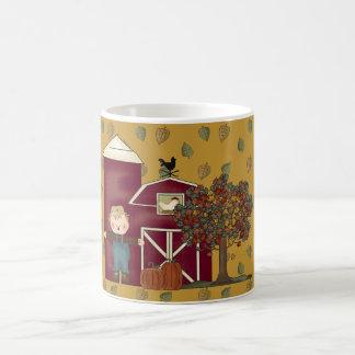 Country Autumn Coffee Mug