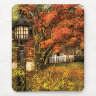 Country - Autumn Light Mouse Pad
