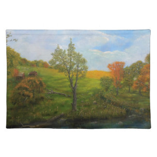 Country Autumn Placemat