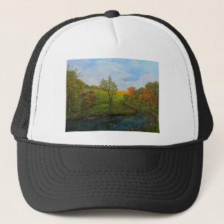 Country Autumn Trucker Hat