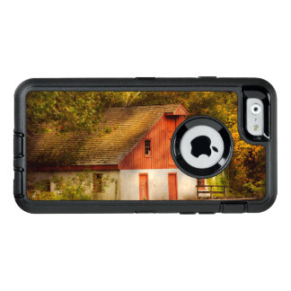 Country - Barn - Out to pasture OtterBox Defender iPhone Case