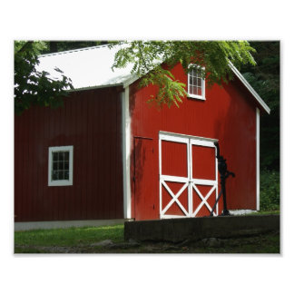 Country Barn Settings 10 x 8 Photographic Print