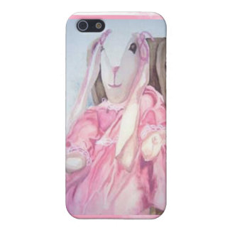 Country Bunny iPhone 5/5S Covers