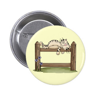Country Cat Nap Buttons