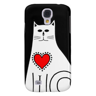 Country Cat Samsung Galaxy S4 Cover