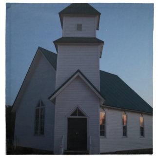 Country Church Napkin