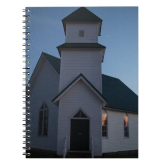 Country Church Notebook