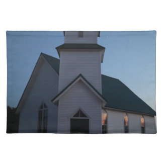 Country Church Placemat