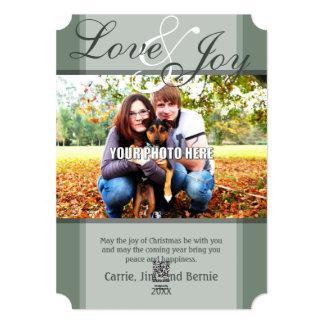 Country Church Winter Mountain Scene Photo Card 13 Cm X 18 Cm Invitation Card