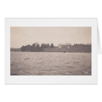 Country Club Walloon Lake Michigan Card